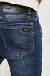 Чоловічі джинси сині 1201 | JEANS 24