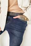 Чоловічі джинси сині 1201 выбрати