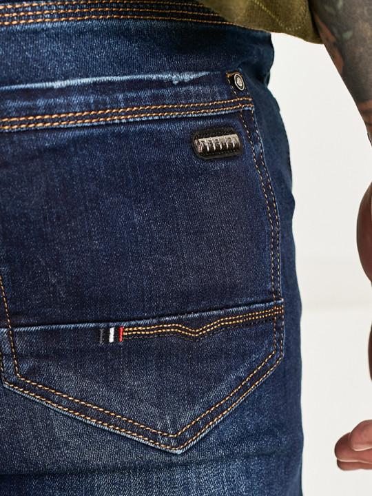 Чоловічі джинси сині 1206   JEANS 24