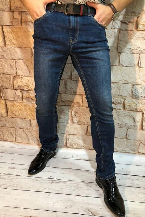 Мужские джинсы зауженные A0217   JEANS 24