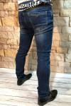 Мужские джинсы зауженные A0217 фото | JEANS 24