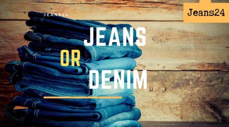 Денім або джинси: як правильно і в чому відмінності?