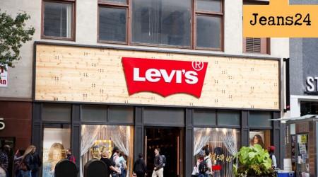 Історія створення джинсов Levis