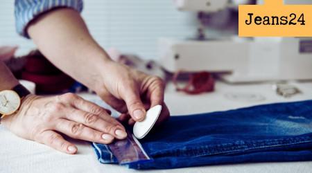 Як вшити джинси поради від інтернет-магазину Jeans24
