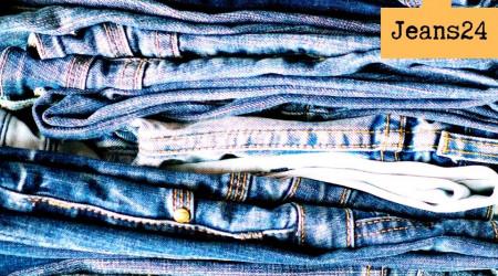 Деякі факти створення джинс або через століття