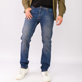 Чоловічі джинси потерті