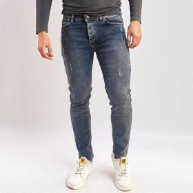 Чоловічі джинси завужені