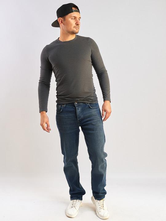 Чоловічі джинси вантажу Regular 129 фото