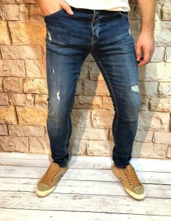 Мужские джинсы подуженные
