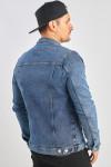 фото  1  Джинсовая куртка винтажная  - JEANS24   1