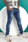 JEANS 24 - Мужские джинсы молодежные синие 1022