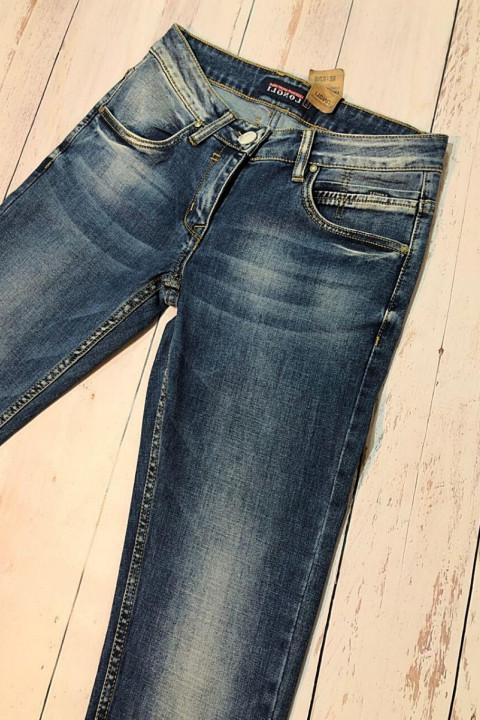 фото  1  Чоловічі джинси молодіжні L00032 - JEANS 24