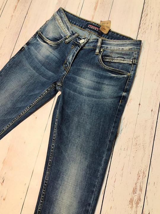 фото  1  Мужские джинсы молодежные L00032 - JEANS 24   1
