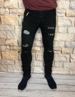 Мужские джинсы молодежные 013