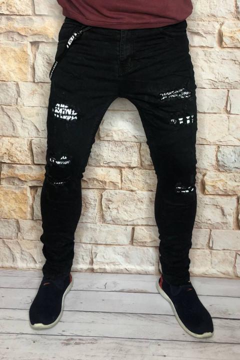 фото Мужские джинсы молодежные 013 в JEANS 24