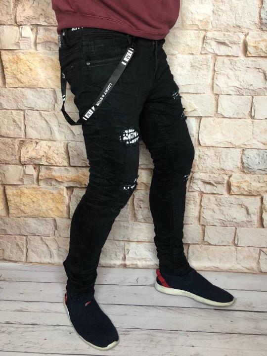 Чоловічі джинси молодіжні 013 выбрати