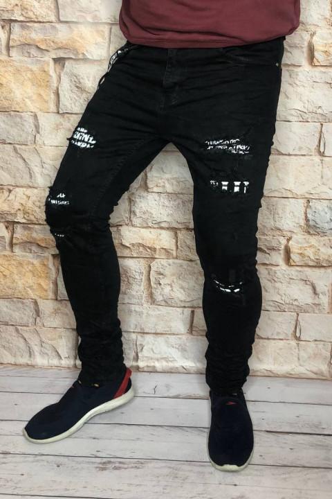 Мужские джинсы молодежные 013   JEANS 24