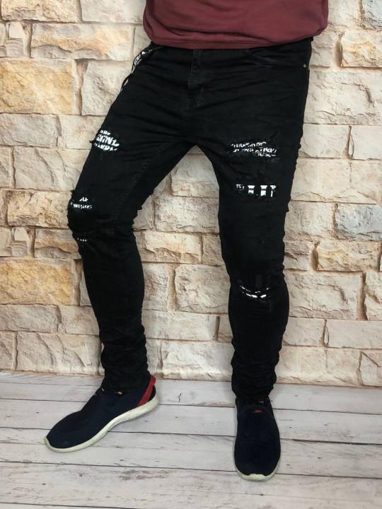 Чоловічі джинси молодіжні 013 | JEANS 24