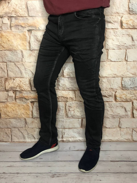 Чоловічі джинси молодіжні 020 фото