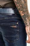 Мужские джинсы темно-синие 1048 | JEANS 24 фото