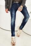 Чоловічі джинси потерті Slim Fit 1010 замовити по фото