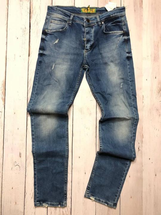 Чоловічі джинси Slim Fit | JEANS 24