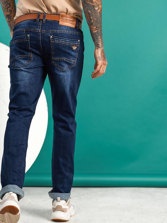 фото  2  Мужские джинсы подуженные 1557 - JEANS24   2