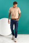 фото  1  Мужские джинсы подуженные 1557 - JEANS24   1