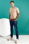фото  7  Мужские джинсы подуженные 1557 - JEANS24   7