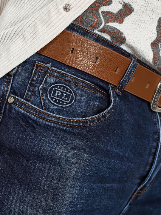 Мужские джинсы классические высокий рост 1566 | JEANS 24