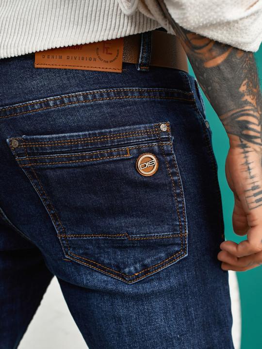 приобрести Мужские джинсы классические высокий рост 1566