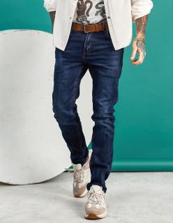 Чоловічі джинси класичні високий зріст 1566