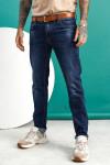 Мужские джинсы подуженные 1557 | JEANS 24