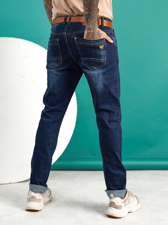 фото товараМужские джинсы подуженные 1557