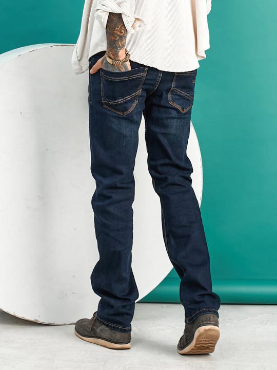 Чоловічі джинси Classic fit 1619 фото | JEANS 24