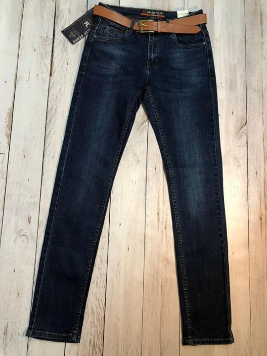 Чоловічі джинси темно-сині SF566   JEANS 24