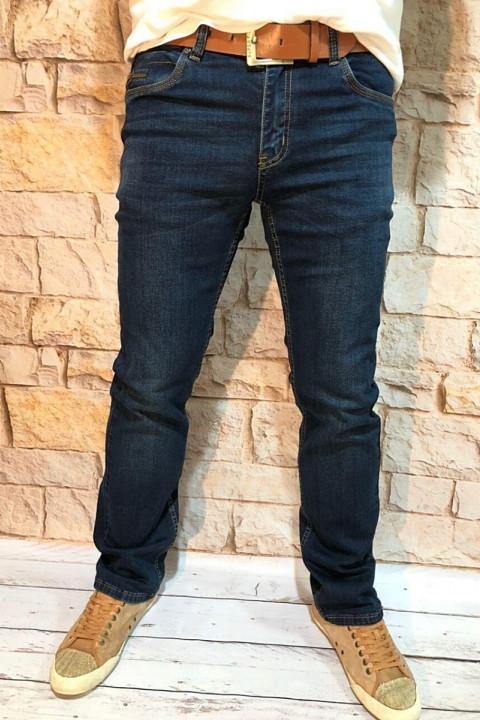 Мужские джинсы прямые по ноге SF619 | JEANS 24