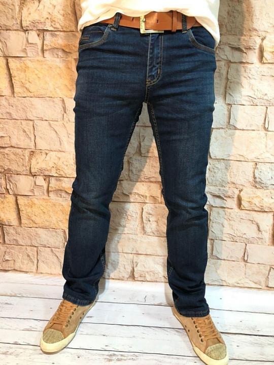 Чоловічі джинси прямі по нозі SF619 | JEANS 24