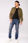 фото  3  Джинсы Regular с коричневым оттенком 480 - JEANS24   3