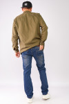 фото Джинсы Regular с коричневым оттенком 480 в JEANS24