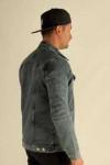Джинсовая куртка винтажная с добавлением стрейча